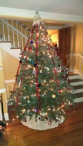 Wallace Family Christmas tree